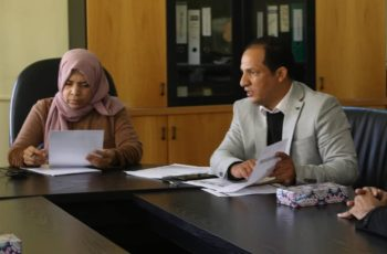 مكتب ضمان الجودة وتقييم الاداء جامعة سبها